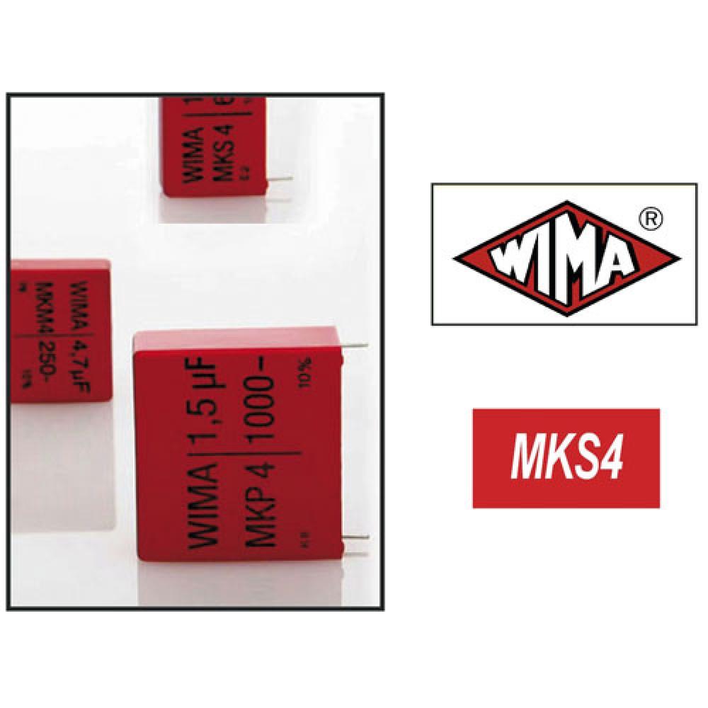 NON ROHS / CONDENSATEUR RADIAL MKS4 250V 1UF P=15 / SACHET