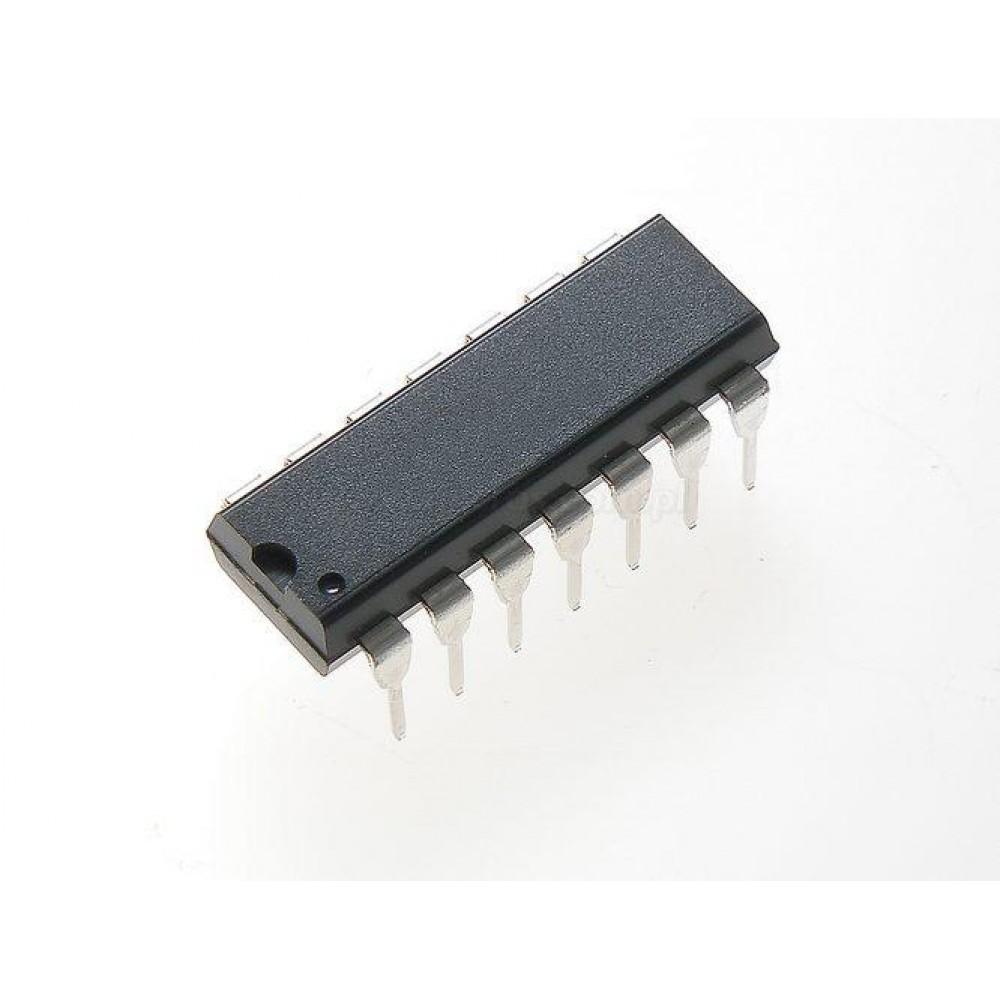 Op Amp Quad GP ±16V/32V 14-Pin PDIP Tube