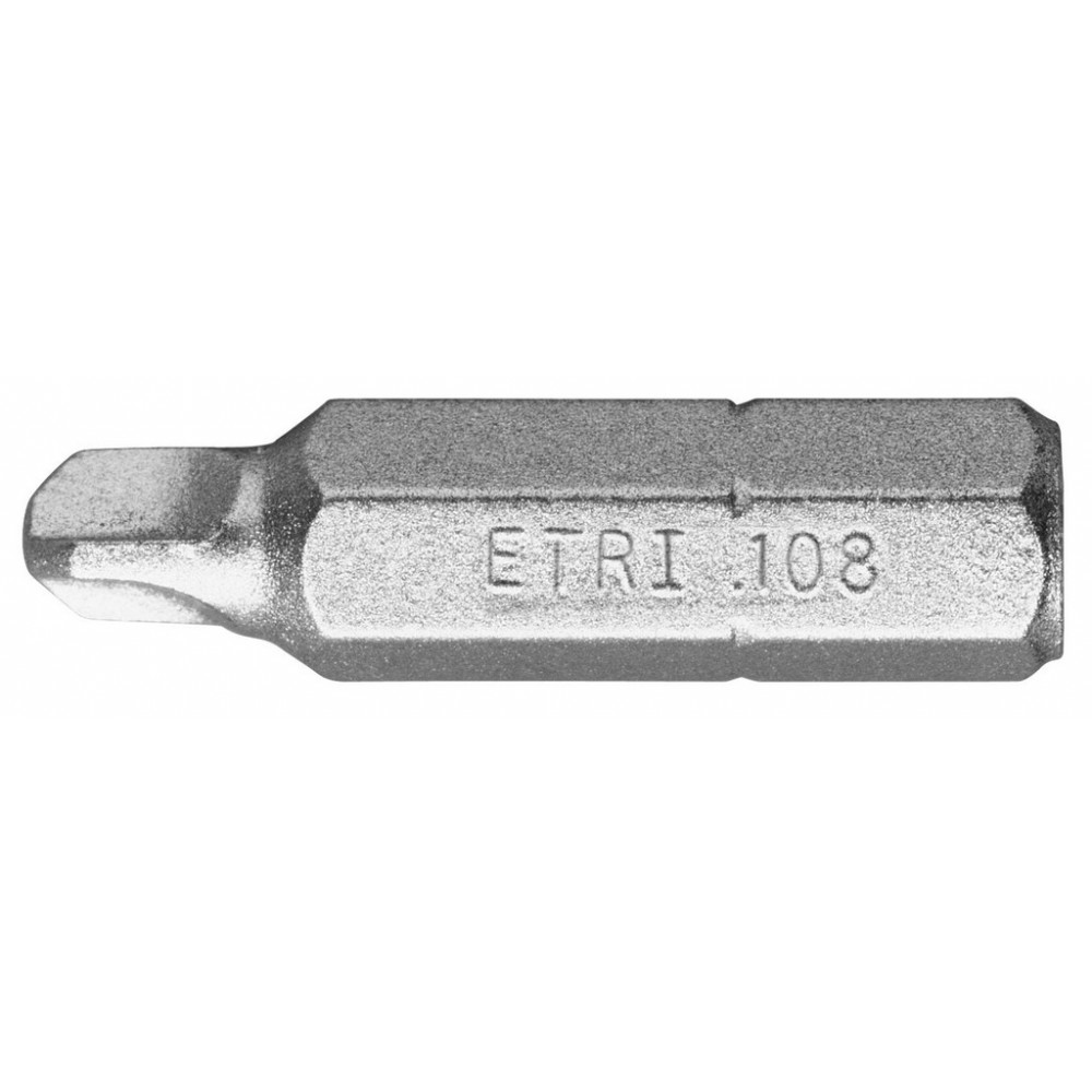 EMBOUT 1/4' TRI-WING N  1