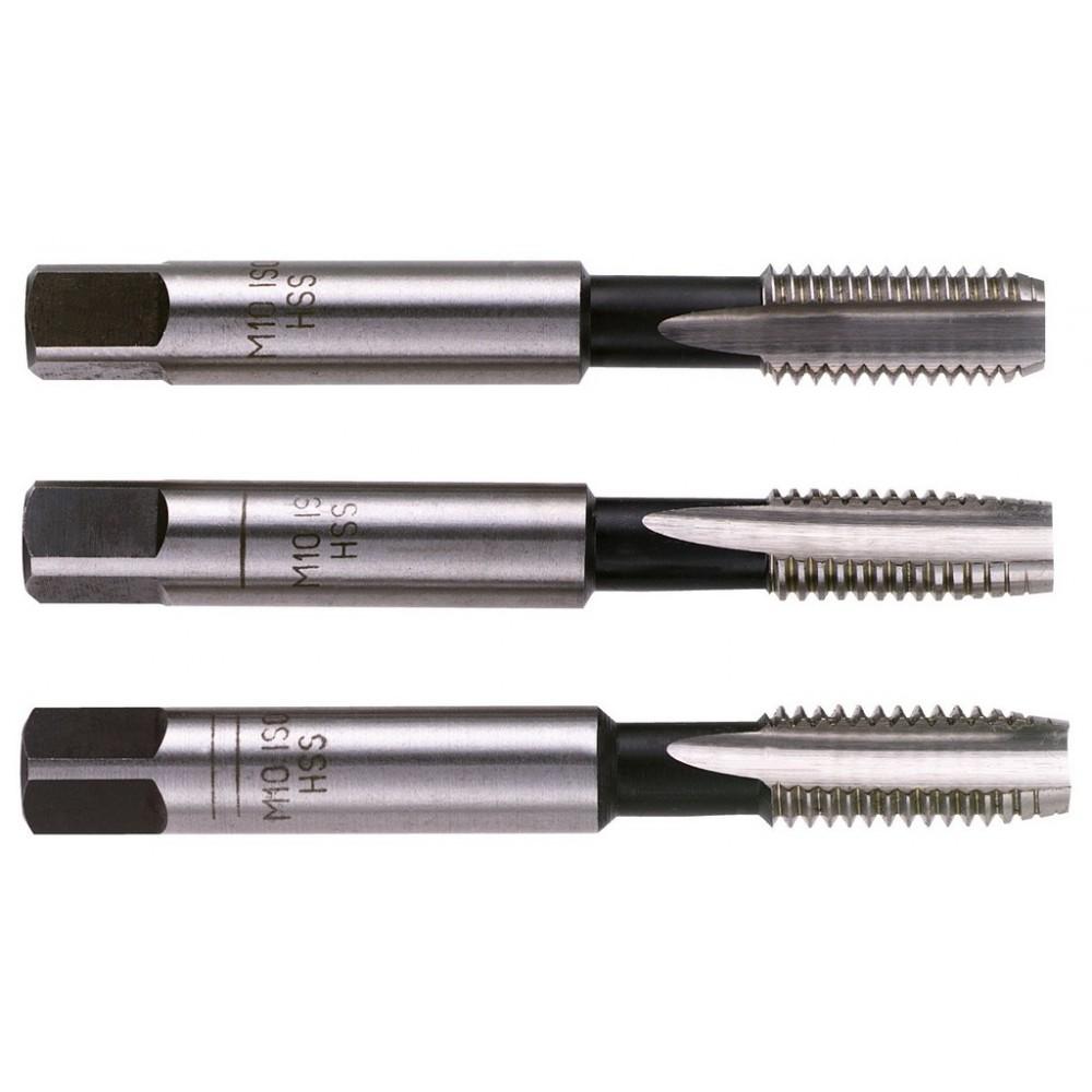 3 TARAUDS M18X250 EB-INT-FIN